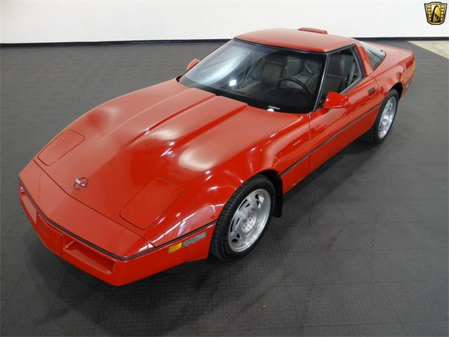 1990 Chevrolet Corvette   917109