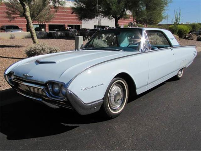 1961 Ford Thunderbird | 910711