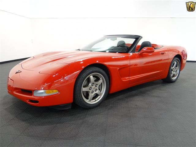 2001 Chevrolet Corvette | 917112