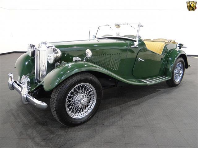 1953 MG TD | 917115