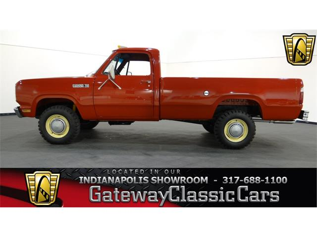 1978 Dodge D200   917148