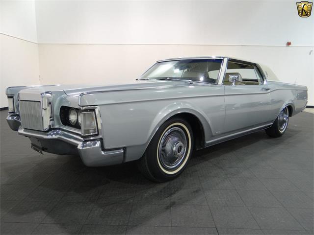 1969 Lincoln Continental | 917149