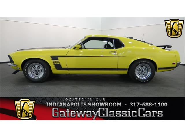 1969 Ford Mustang | 917182