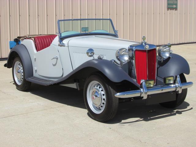 1952 MG TD | 910719