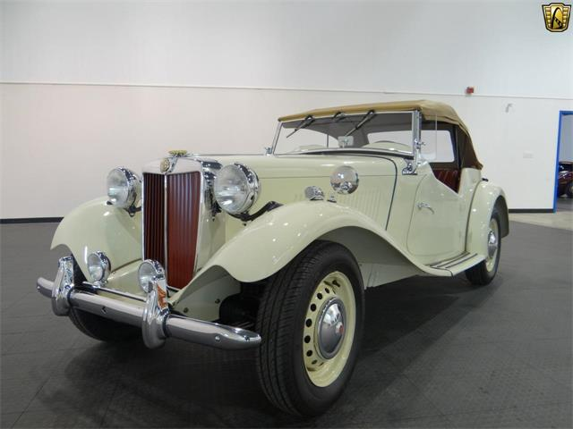 1953 MG TD | 917192