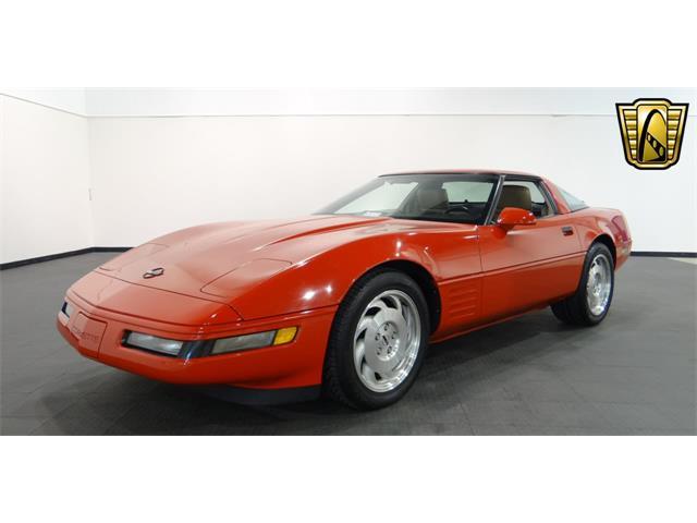 1993 Chevrolet Corvette | 917204