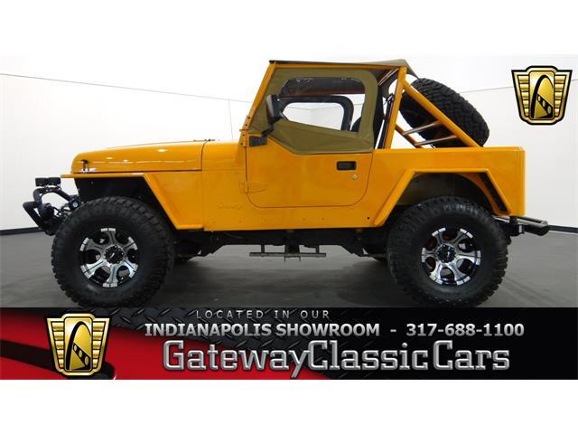 1990 Jeep Wrangler | 917206