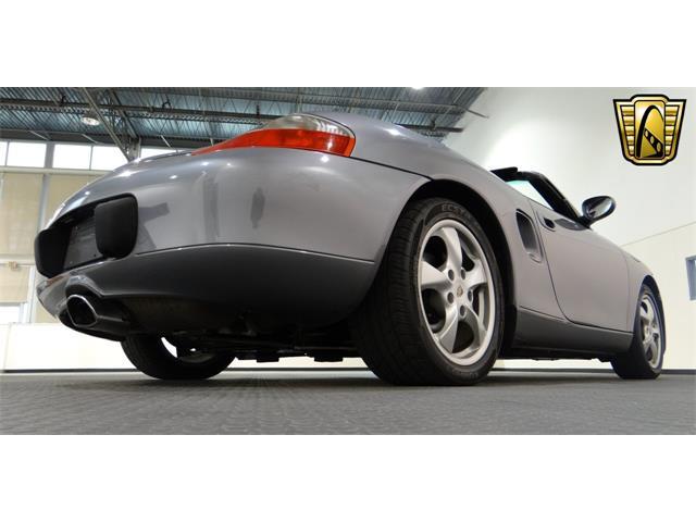 2001 Porsche Boxster | 917229