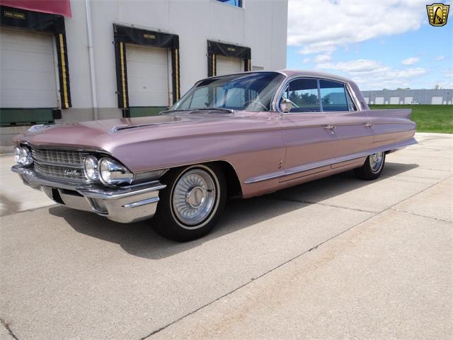 1962 Cadillac Fleetwood | 917233