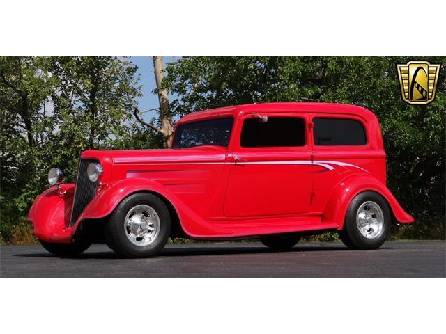 1934 Plymouth 2-Dr Sedan | 917240