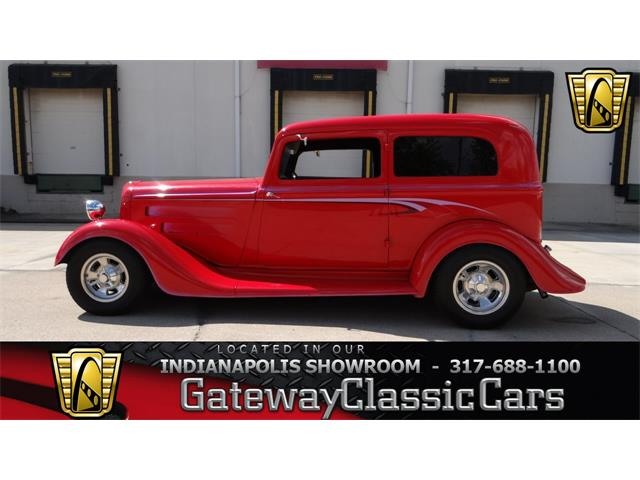 1934 Plymouth 2-Dr Sedan | 917240
