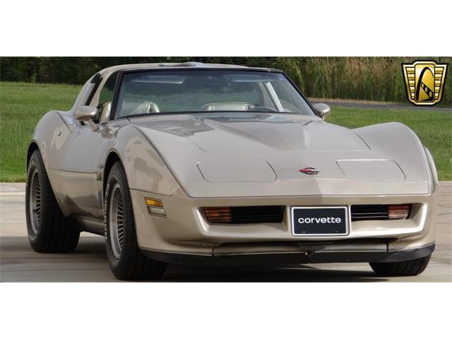 1982 Chevrolet Corvette | 917242