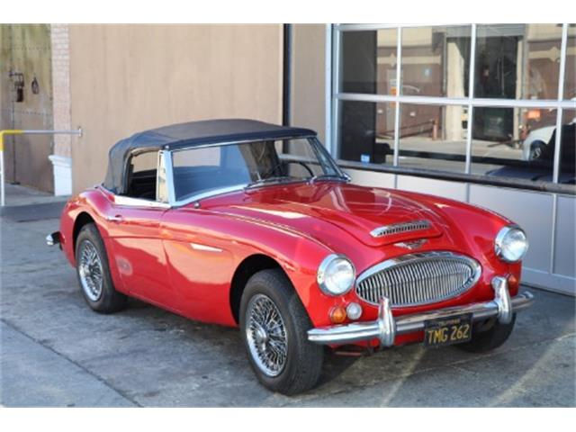 1966 Austin-Healey 3000 | 910729