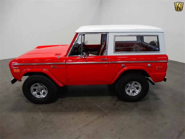 1973 Ford Bronco | 917326