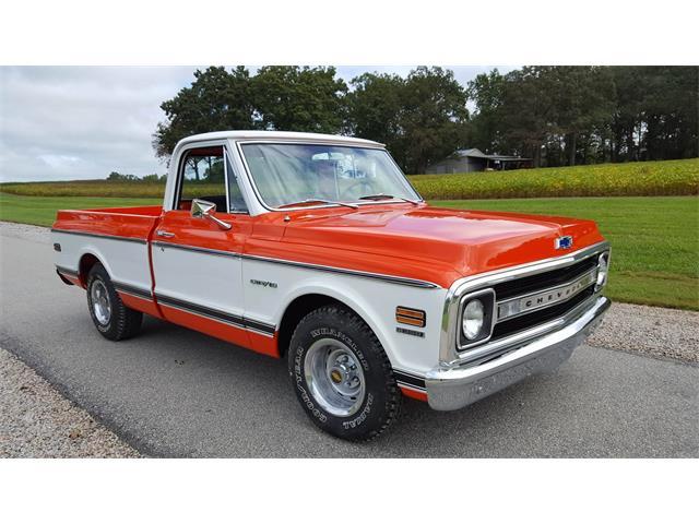 1970 Chevrolet CST 10 | 910734