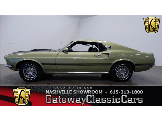 1969 Ford Mustang | 917358