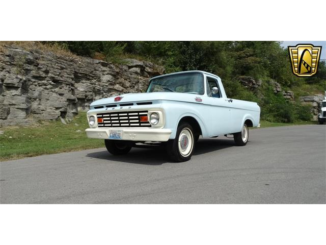 1963 Ford F100 | 917370