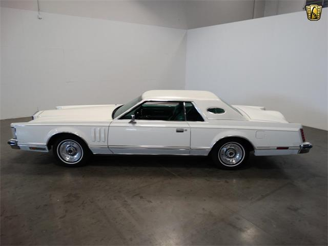 1978 Lincoln Continental   917371