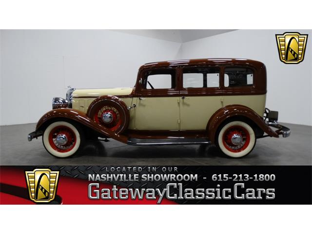 1933 Chrysler Sedan | 917375