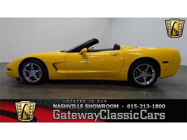 2002 Chevrolet Corvette | 917378