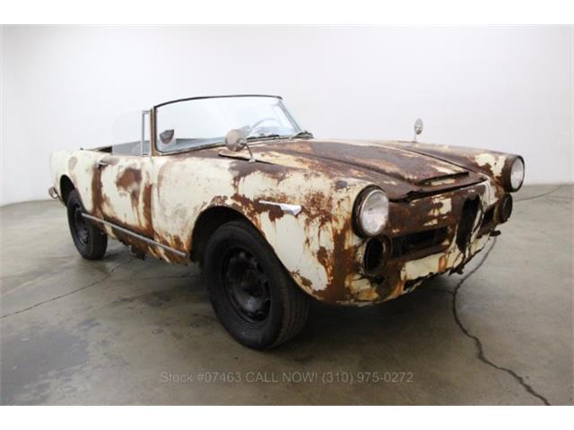 1962 Alfa Romeo 2600 | 910738