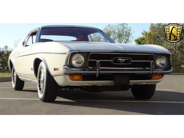 1972 Ford Mustang | 917390