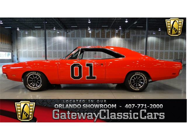 1969 Dodge Charger | 917391