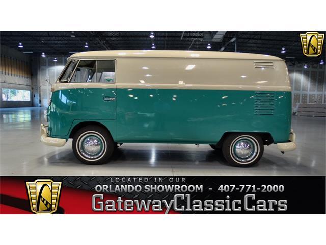 1963 Volkswagen Type 2   917392