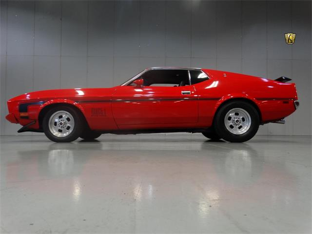 1973 Ford Mustang | 917419