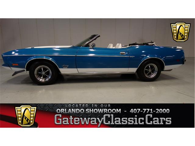 1973 Ford Mustang | 917420