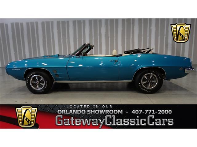 1969 Pontiac Firebird | 917425