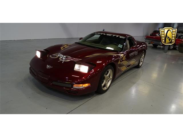 2003 Chevrolet Corvette | 917438