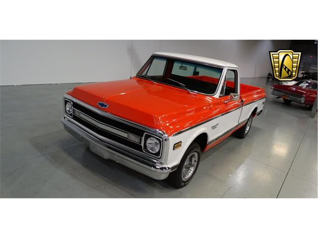 1970 Chevrolet C/K 10 | 917441