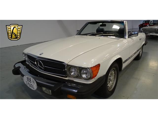1980 Mercedes-Benz 450SL | 917456