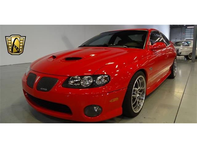 2005 Pontiac GTO | 917460