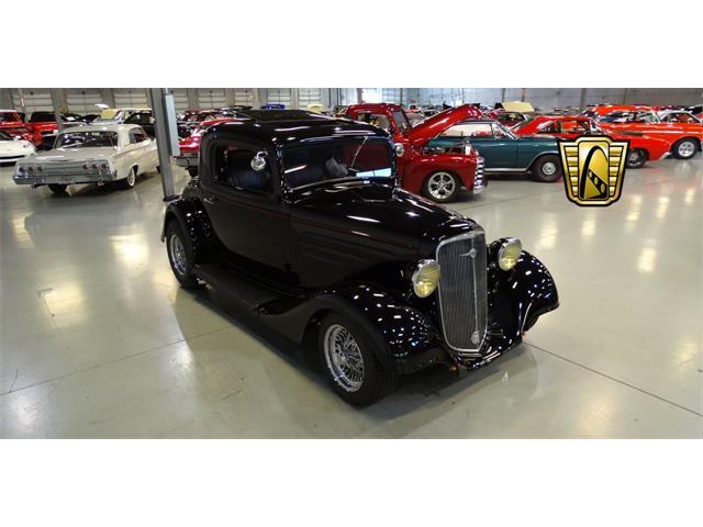 1935 Chevrolet 3-Window Pickup | 917461