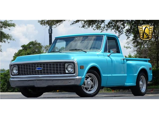 1972 Chevrolet C/K 10 | 917467