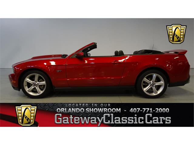 2010 Ford Mustang | 917468