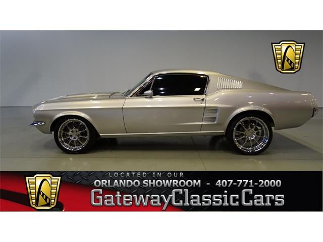 1967 Ford Mustang | 917470