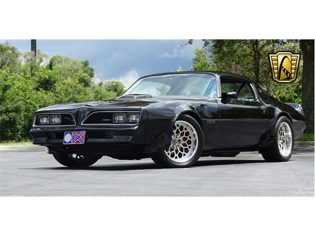 1978 Pontiac Firebird Trans Am | 917476