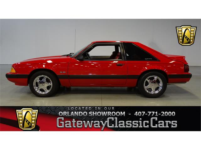 1991 Ford Mustang | 917478