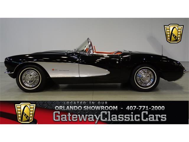 1957 Chevrolet Corvette | 917490