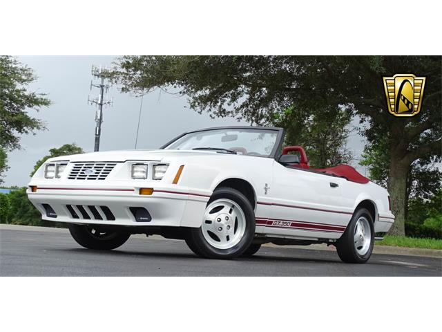 1984 Ford Mustang | 917491