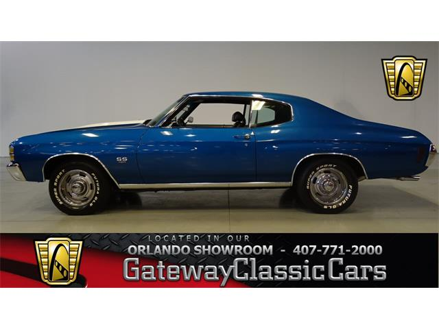 1971 Chevrolet Chevelle | 917495