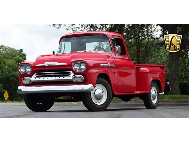 1958 Chevrolet Apache | 917500