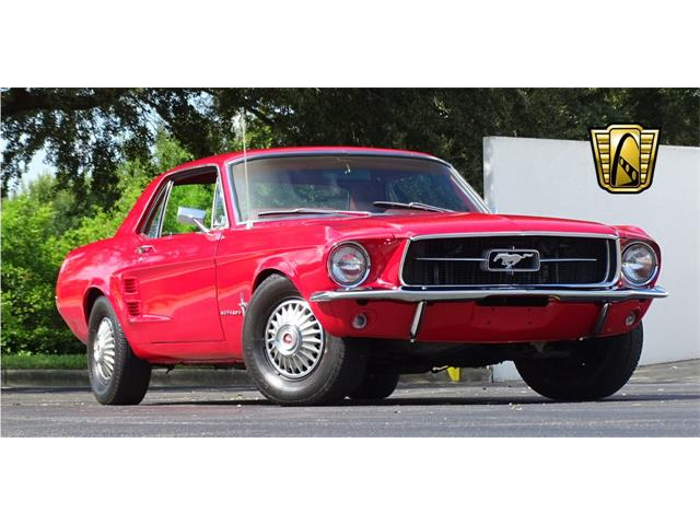 1967 Ford Mustang | 917504