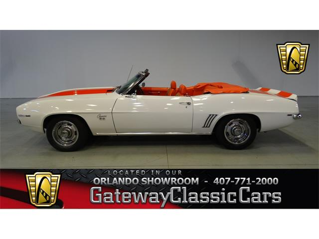 1969 Chevrolet Camaro | 917506