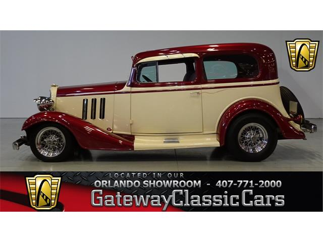 1933 Chevrolet Sedan | 917510