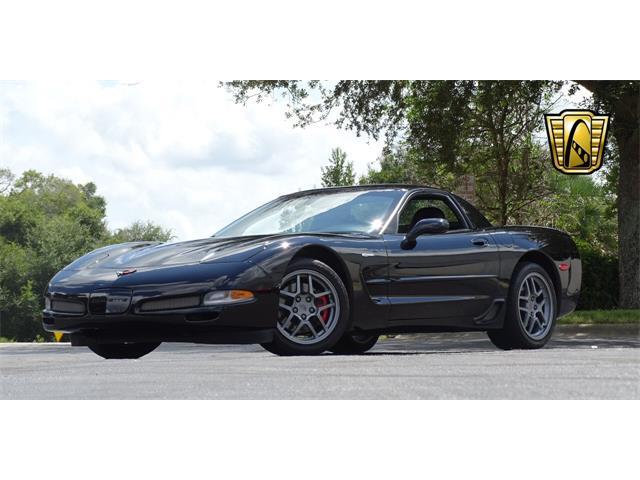 2001 Chevrolet Corvette | 917518