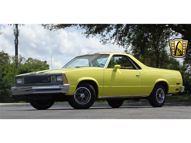 1981 Chevrolet El Camino | 917527